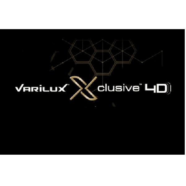 Szkła progresywne Varilix Xclusive 4D